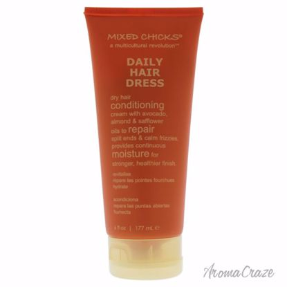 Daily Hair Dress by Mixed Chicks for Unisex - 6 oz Oil