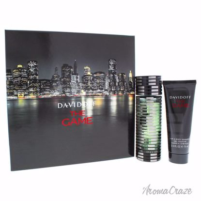 The Game by Zino Davidoff for Men - 2 Pc Gift Set 3.4oz EDT