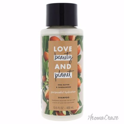 Shea Butter and Sandalwood Shampoo by Love Beauty and Planet