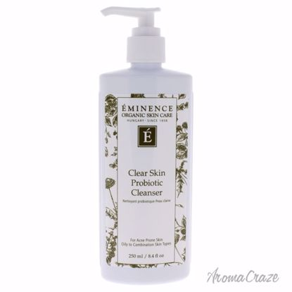 Clear Skin Probiotic Cleanser by Eminence for Unisex - 8.4 o