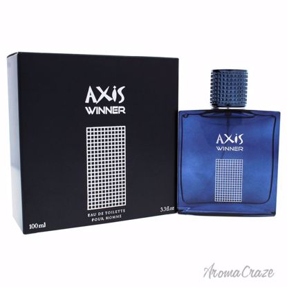 Axis Winner by SOS Creations for men - 3.4 oz EDT Spray