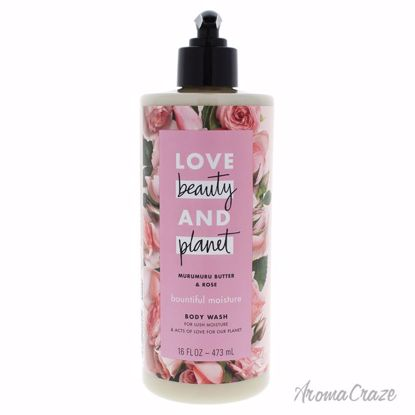 Murumuru Butter and Rose Body Wash by Love Beauty and Planet