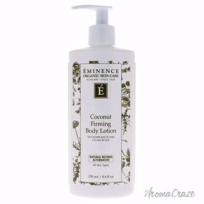 Coconut Firming Body Lotion by Eminence for Unisex - 8.4 oz