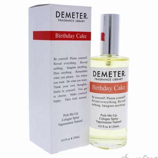 Enjoyable Birthday Cake By Demeter For Women 4 Oz Cologne Spray Buy Funny Birthday Cards Online Necthendildamsfinfo