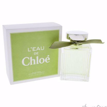 LEau De Chloe by Parfums Chloe for Women - 3.4 oz EDT Spray
