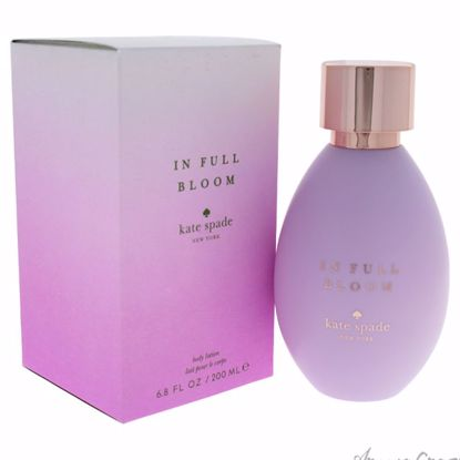 2018 In Full Bloom by Kate Spade for Women - 6.8 oz Body Lotion - Top Skin Care Products | Best Anti Aging Skin Care Products| Body Care | All Natural Skin care | AromaCraze.com