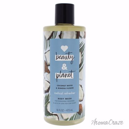 Coconut Water and Mimosa Flower Body Wash by Love Beauty and