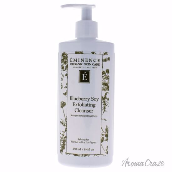 Blueberry Soy Exfoliating Cleanser by Eminence for Unisex -
