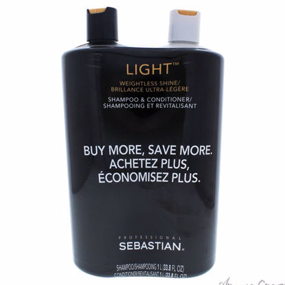 Professional Light Weightless Shine Kit by Sebastian for Uni