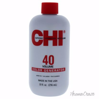 40 Volume Color Generator by CHI for Unisex - 10 oz Treatment - Hair Treatment Products | Best Hair Styling Product | Hair Oil Treatment | Damage Hair Treatment | Hair Care Products | Hair Spray | Hair Volumizing Product | AromaCraze.com