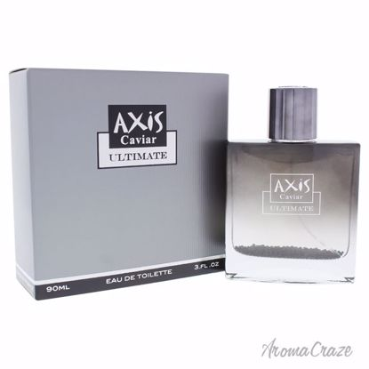 Axis Caviar Ultimate by SOS Creations for Men - 3 oz EDT Spr