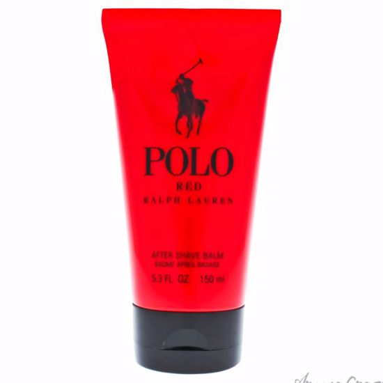Polo Red by Ralph Lauren for Men - 5.3 oz After Shave Balm