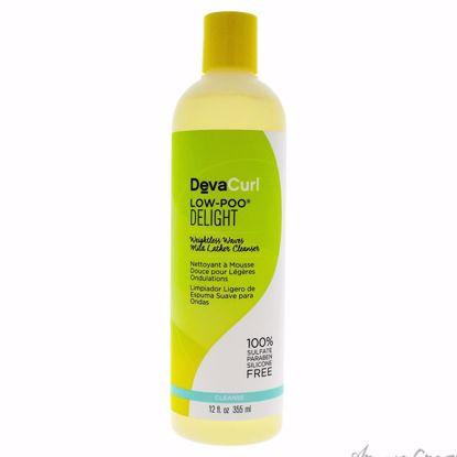 DevaCurl Low-Poo Delight Mild Lather Cleanser by DevaCurl fo