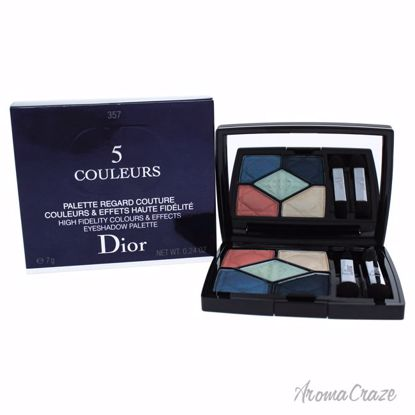 5 Couleurs Couture Colour Eyeshadow Palette - 357 Electrify by Christian Dior - 0.21 oz Eye Shadow - Eye Makeup | Eye Makeup Kit | Eye Shadow | Eye liner | Eye Mascara | Eye Cosmetics Products | Eye Makeup For Big Eyes | Buy Eye Makeup Online | AromaCraze.com