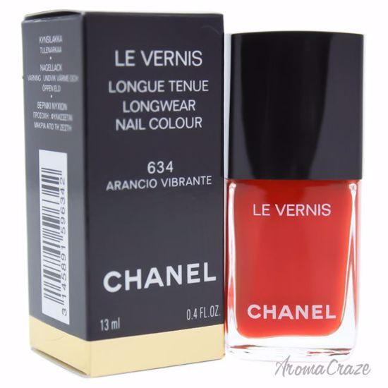 Le Vernis Longwear Nail Colour - 634 Arancio Vibrante by Chanel for ...