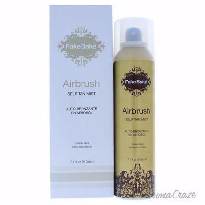 Airbrush Self-Tan Mist by Fake Bake for Women - 7.1 oz Body