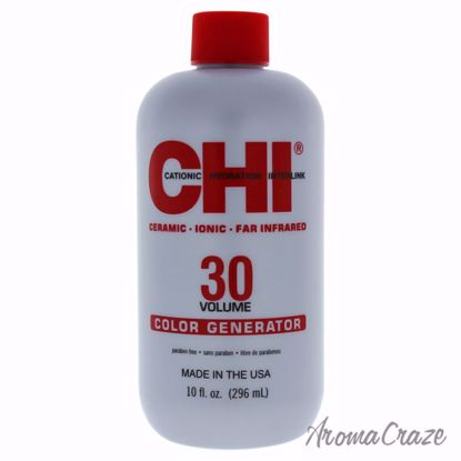 30 Volume Color Generator by CHI for Unisex - 10 oz Treatment - Hair Treatment Products | Best Hair Styling Product | Hair Oil Treatment | Damage Hair Treatment | Hair Care Products | Hair Spray | Hair Volumizing Product | AromaCraze.com