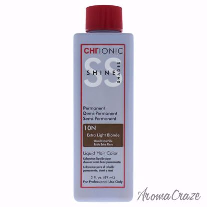 Ionic Shine Shades Liquid Hair Color - 10N Extra Light Blond