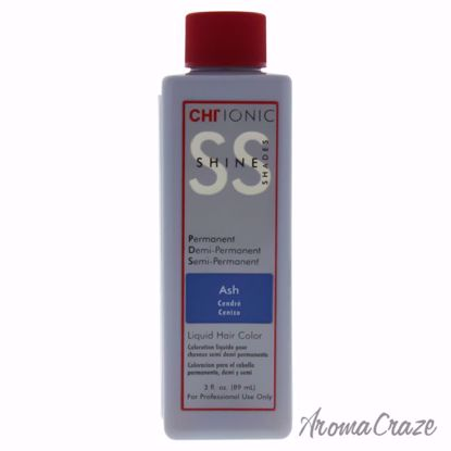Ionic Shine Shades Liquid Hair Color - Ash by CHI for Unisex