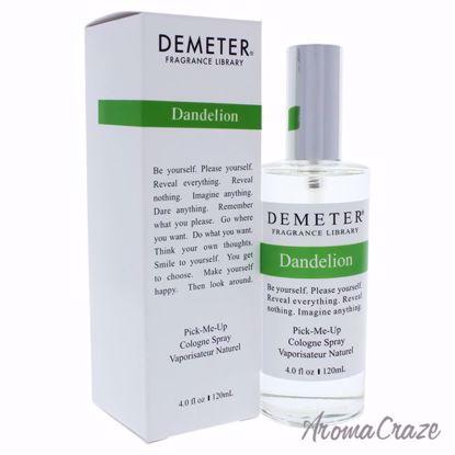 Dandelion by Demeter for Unisex - 4 oz Cologne Spray