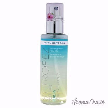 Self Tan Purity Bronzing Water Face Mist by St. Tropez for W