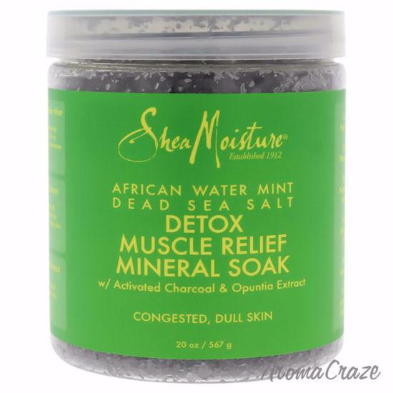 African Water Mint Dead Sea Salt Detox Muscle Relief Mineral