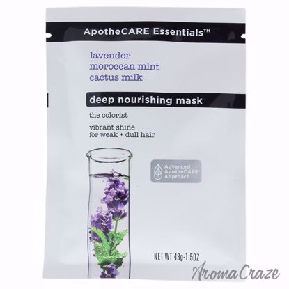 The Colorist Lavender Moroccan Mint Deep Nourishing Mask by