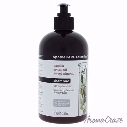 The Replenisher Vanilla Shampoo by ApotheCARE Essentials for