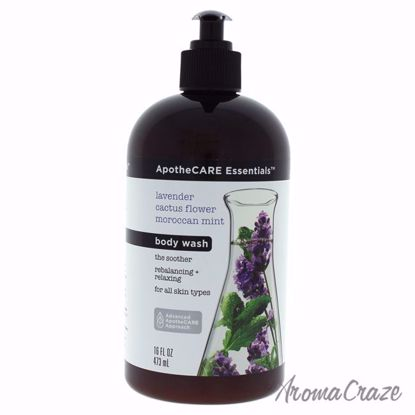 The Soother Moroccan Mint Body Wash by ApotheCARE Essentials