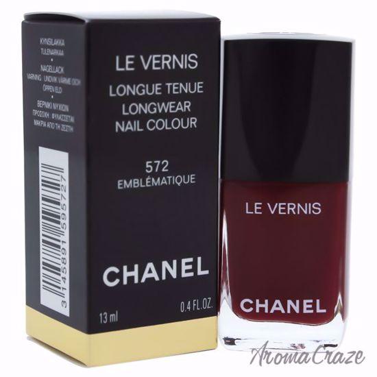 Le Vernis Longwear Nail Colour - 572 Emblematique by Chanel for ...