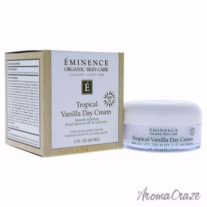Tropical Vanilla Day Cream SPF 32 by Eminence for Unisex - 2