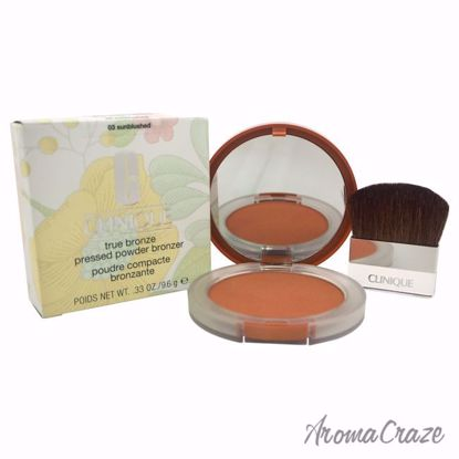 True Bronze Pressed Powder Bronzer - # 03 Sunblushed by Clin