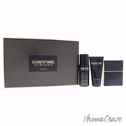Nirvana Black by Elizabeth and James for Women - 3 Pc Gift S