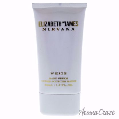 Nirvana White Hand Cream by Elizabeth and James for Women -