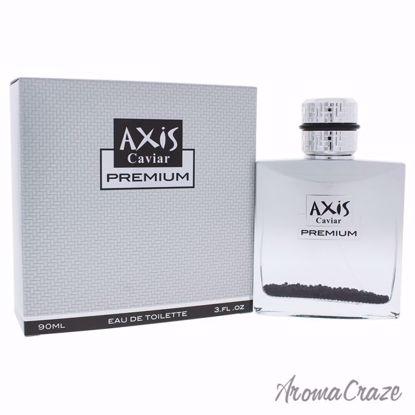 Axis Caviar Premium by SOS Creations for Men - 3 oz EDT Spra