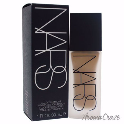 All Day Luminous Weightless Foundation - # 2 Santa Fe/Medium by NARS for Women - 1 oz Foundation - Face Makeup Products   Face Cosmetics   Face Makeup Kit   Face Foundation Makeup   Top Brand Face Makeup   Best Makeup Brands   Buy Makeup Products Online   AromaCraze.com