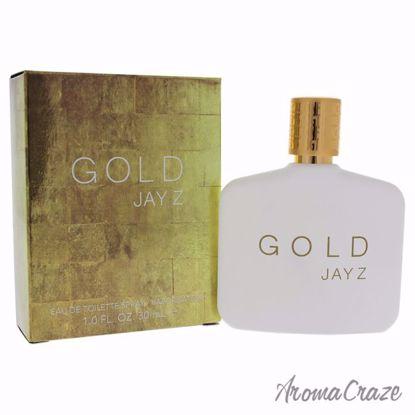 Gold Jay Z by Jay Z for Men - 1 oz EDT Spray