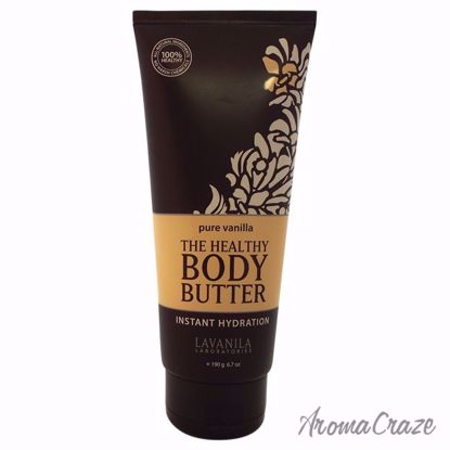 The Healthy Body Butter - Pure Vanilla by Lavanila for Women