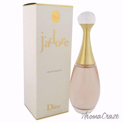 Jadore by Christian Dior for Women - 3.4 oz EDT Spray