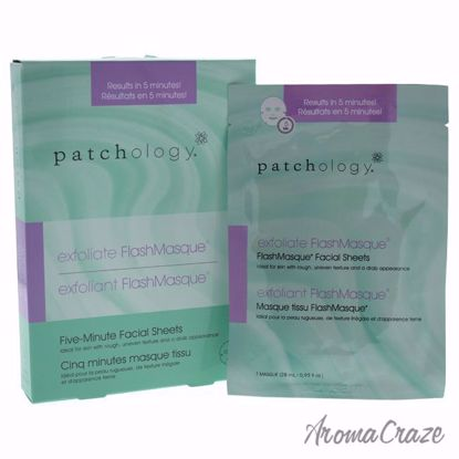 Flashmasque 5 Minute Facial Sheets - Exfoliate by Patchology