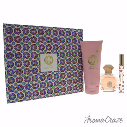 Love Relentlessly by Tory Burch for Women - 3 Pc Gift Set 3.