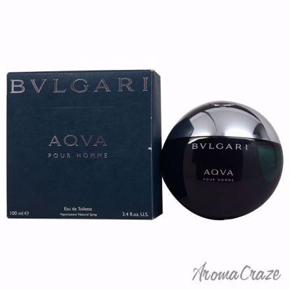 Bvlgari Aqva by Bvlgari for Men - 3.4 oz EDT Spray