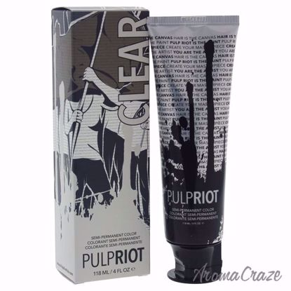 Semi-Permanent Color Clear - Clear by Pulp Riot for Unisex -