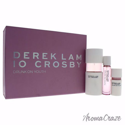 Drunk On Youth by Derek Lam 10 Crosby for Women - 3 Pc Gift