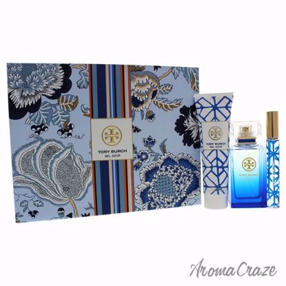 Bel Azure by Tory Burch for Women - 3 Pc Gift Set 3.4oz EDP