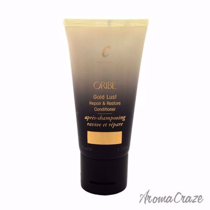 Gold Lust Repair & Restore Conditioner by Oribe for Unisex - 1.7 oz Conditioner - Hair Conditioner | Best Hair Conditioners | hair conditioner for dry hair | hair conditioner for womens | Moisturizing Hair Conditioner | Hair Care Products | AromaCraze.com