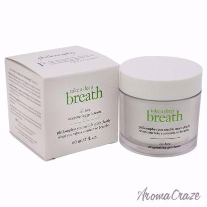 Take a Deep Breath Oil-Free Oxygenating Gel Cream by Philoso