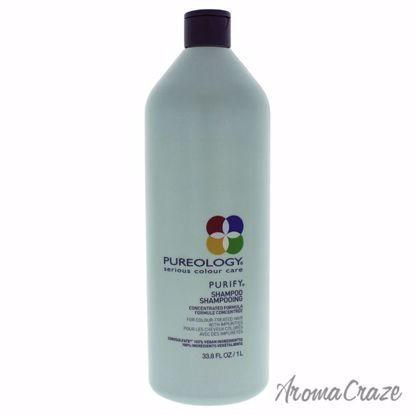 Purify Shampoo by Pureology for Unisex - 33.8 oz Shampoo