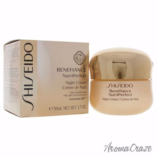 Benefiance NutriPerfect Night Cream by Shiseido for Unisex -