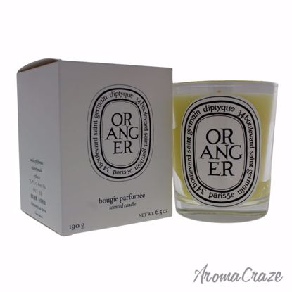 Oranger Scented Candle by Diptyque for Unisex - 6.5 oz Candl